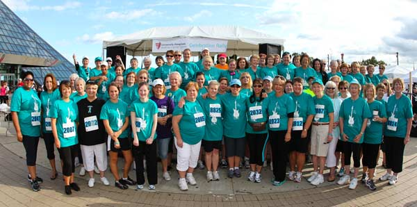 2009 Ovarian Cancer Survivor Participants